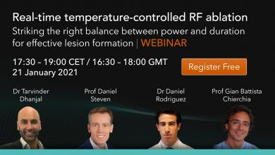 Real-Time Temperature - Controlled RF Ablation