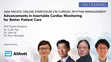 Asia Pacific Online Symposium on Cardiac Rhythm Management: Advancements in Insertable Cardiac Monitoring for Better Patient Care