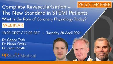 Complete Revascularization – The New Standard in STEMI Patients: What is the Role of Coronary Physiology Today?