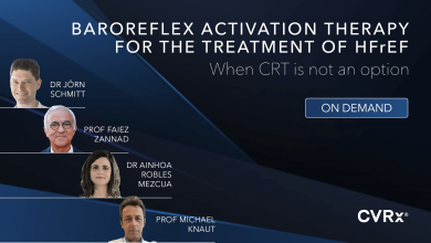 Baroreflex Activation Therapy for the treatment of HFrEF