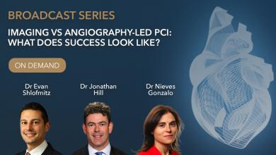 Imaging vs angiography-led PCI: What does success look like?
