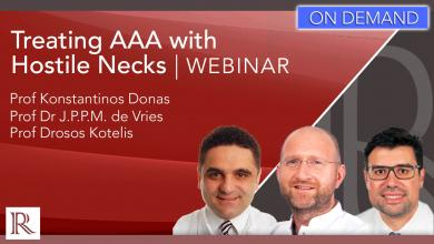 Searching a Therapeutic Algorithm for Treating AAA with Hostile Necks