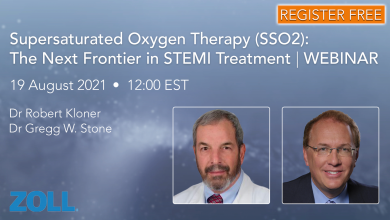 Supersaturated Oxygen Therapy (SSO2): The Next Frontier in STEMI Treatment