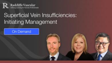 Superficial Vein Insufficiencies: Initiating Management