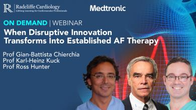 When Disruptive Innovation Transforms Into Established AF Therapy: Reality check With 1 Million Patients Treated Using Medtronic Cryoablation Technology