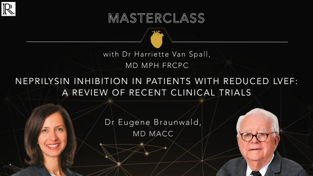 Masterclass: Neprilysin Inhibition in Patients with Reduced LVEF