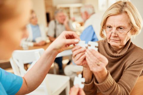 Atrial fibrillation and dementia