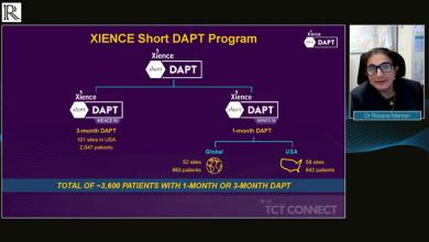 TCT Connect 2020: The XIENCE 90/28 Trials