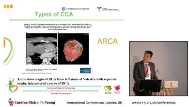 CRY 2017: Prevalence of Coronary Artery Anomalies