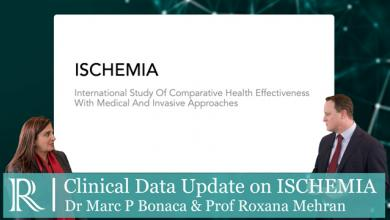 AHA 2019: Clinical Data Update on ISCHEMIA