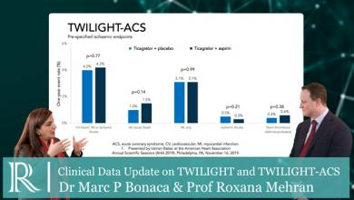 AHA 2019: Clinical Data Update on TWILIGHT and TWILIGHT-ACS