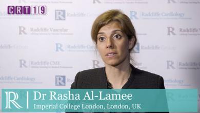 CRT 2019: ORBITA In Review - Dr Rasha Al-Lamee