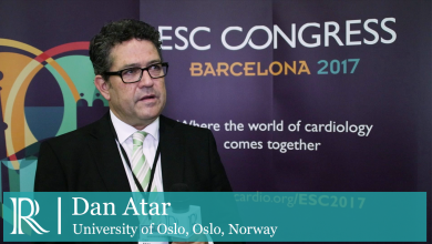 Global Anticoagulant Registry In The Field At ESC 2017