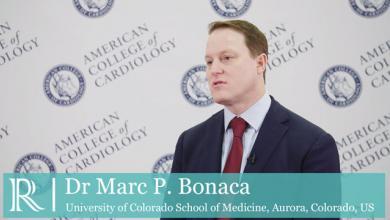ACC 2019: DECLARE TIMI 58 - Dr Marc P. Bonaca