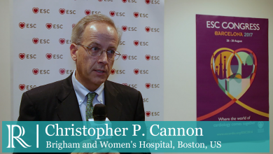Randomized Placebo-Controlled Trial Of Anacetrapib interview with Christopher P. Cannon