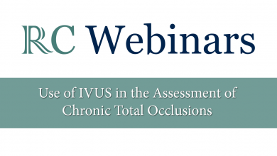 Use of IVUS in the Assessment of CTOs