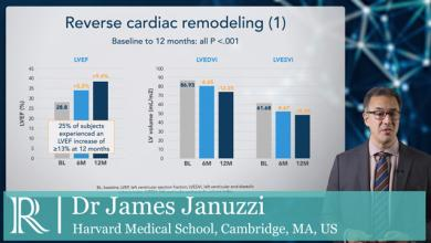 PROVE-HF - In review - Dr James Januzzi