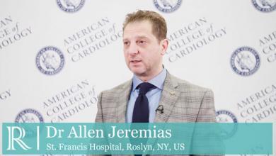 ACC 2019: The DEFINE PCI Trial - Dr Allen Jeremias