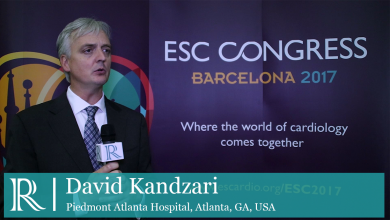 ESC 2017: BIO-FLOW V -Safety and Effectiveness of the Orsiro Sirolimus Eluting Coronary Stent - Full Interview