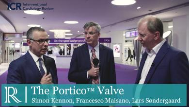 EuroPCR 2017 : The Portico™ Transcatheter Aortic Heart Valve