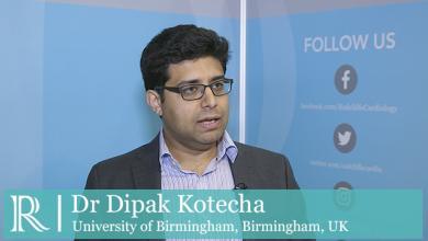HFA 2018: BB-Meta-HF - Dr Dipak Kotecha