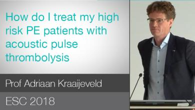 ESC 2018: Rationale For New Treatment Options For Intermediate