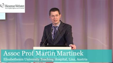EHRA 18: How To Get Better In Paroxysmal AF - Standardisation Makes The Difference - Prof Martin Martinek