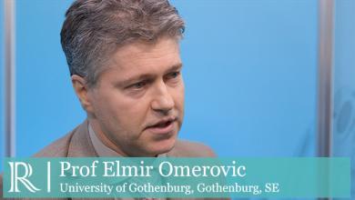 ESC 18 2018: Report From SCAAR - Prof Elmir Omerovic