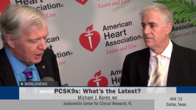 PCSK9s: What's the Latest?