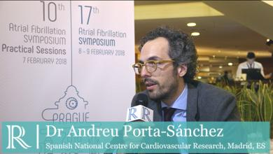 AF Symposium 2018 - Dr Andreu Porta-Sánchez - Contact Force Ablation