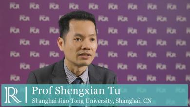 EuroPCR 2019: OCT-based FFR - Prof Shengxian Tu