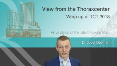 Wrap Up Of TCT 2018 - Dr Joost Daemen