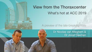 View From The Thoraxcenter - What's Hot At ACC 2019