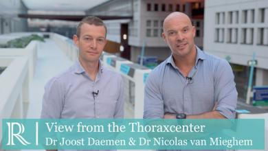 View from the Thoraxcenter - What's hot at ESC 2019