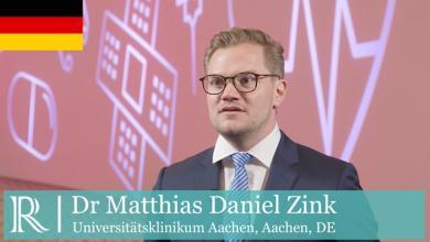 DGK 2019: Screen-detected AF - Dr Matthias Daniel Zink