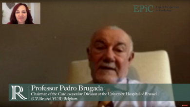 An interview with Professor Pedro Brugada, discoverer of the syndrome that bears his name