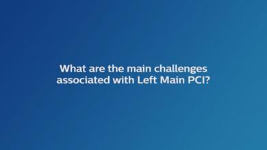 Left Main PCI - What are the main challenges