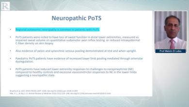 Part 2: PoTS sub-types (neuropathic/hyperadrenergic/volume dysregulation etc…)