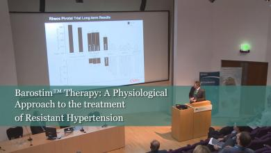 Barostim Therapy - Treatment of Resistant Hypertension