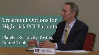Platelet Reactivity Testing - PCI