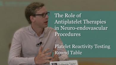 Antiplatelet Therapies Neuro-endovascular