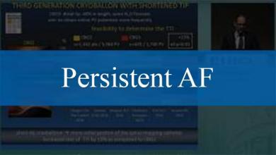 Persistent AF