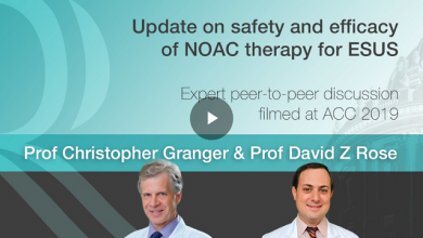 Update on the Safety and Efficacy - Prof Christopher Granger and Prof David Z Rose