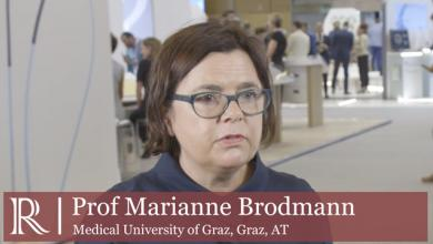 CIRSE 2019:Drug-eluting stents in critical limb ischaemia: cost-effective compared to percutaneous transluminal angioplasty? - Prof Marianne Brodmann