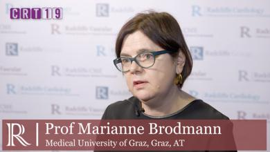 CRT 2019: Prof Marianne Brodmann - Safety Of Paclitaxel Coated Balloons