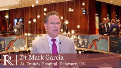 VEITH 2018: JETi (DVT Blood Clots) - Dr Mark Garcia