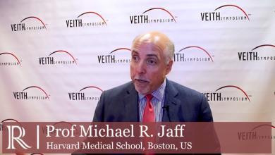 VEITH 2018: PERT - Dr Michael R. Jaff