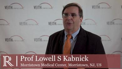 VEITHsymposium™ 2019: Venous Ablation Highlights — Dr Lowell S Kabnick