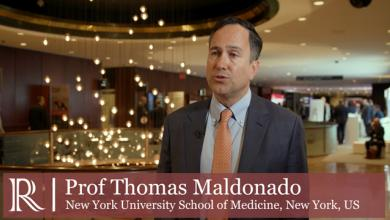 VEITHsymposium™ 2019: Pneumatic Compression in Lymphodema — Prof Thomas Maldonado