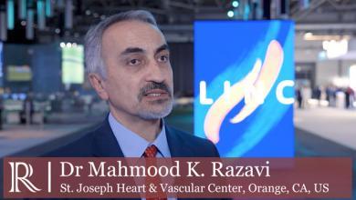 LINC 2019: VIRTUS trial - Dr Mahmood K. Razavi